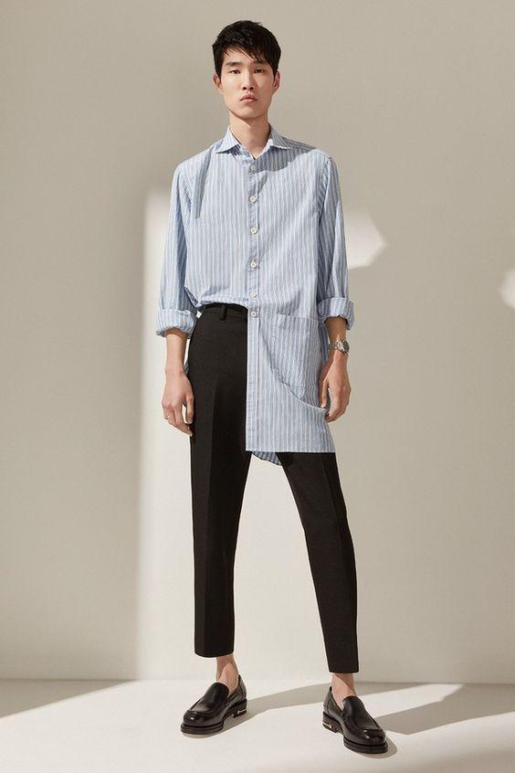 tendencia-de-moda-masculina-camisa-oversized
